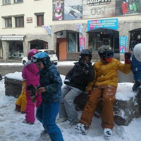 Ski Week English School